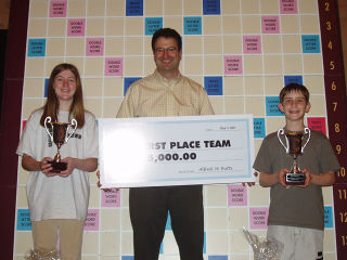 photo of 2007 NSSC champions